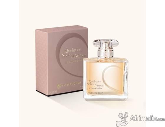 YVES ROCHER Quelques Notes d'Amour - L'Eau de Parfum 30ml