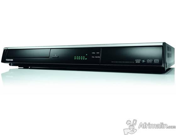 Lecteur enregistreur DVD avec Disque Dur intégré