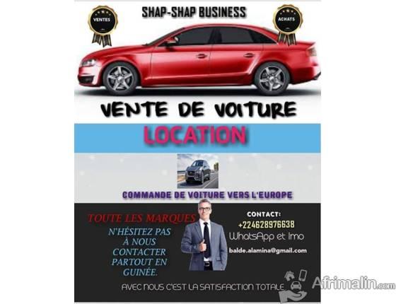 SHAPSHAP BUSINESS AUTOMOBILE