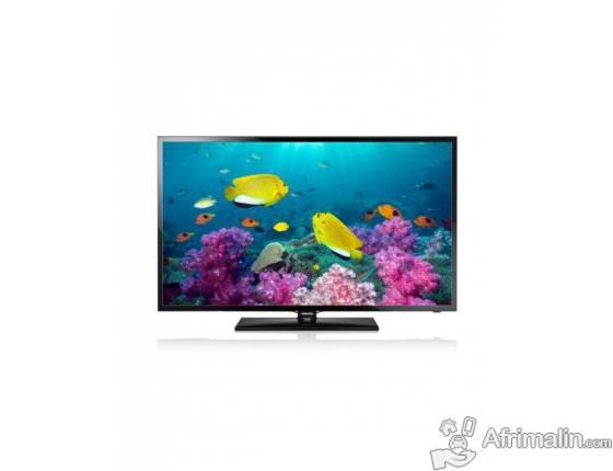 """Samsung Téléviseur 46"""" LED F5000 - Noir"""