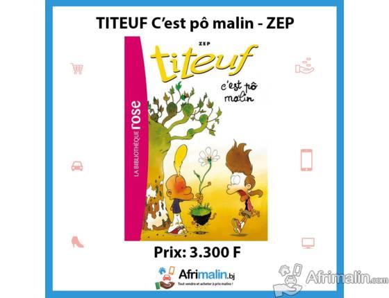 Titeuf 04 - C'est po malin