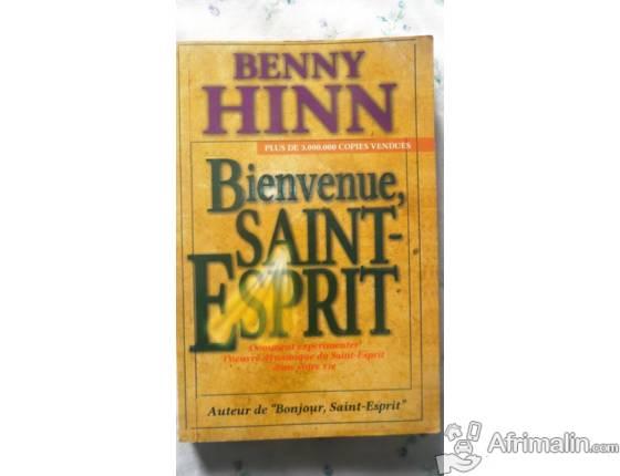 le livre bonjour saint esprit de benny hinn gratuitement