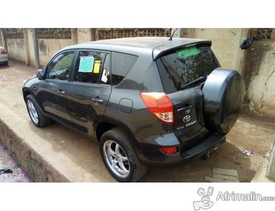 toyota rav4 2007 bamako r gion de bamako mali voitures sur afrimalin. Black Bedroom Furniture Sets. Home Design Ideas