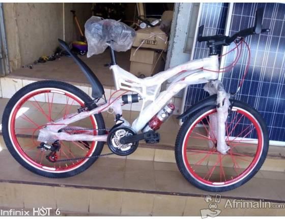 Vente de vélo panier VTT et tous les modèle