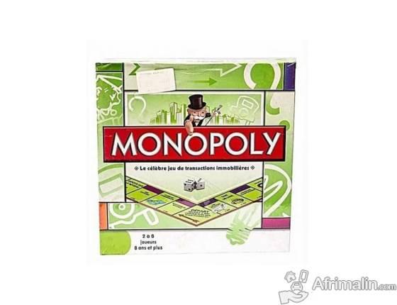 Monopoly VIP Jeu de société