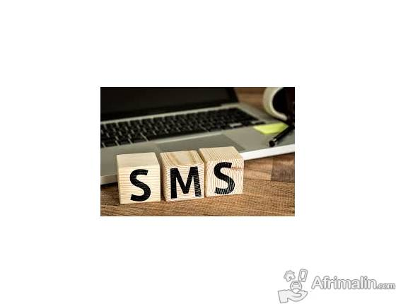 SMS MARKETING (Plateforme digitale d'envoi des SMS Professionnels et en masse)