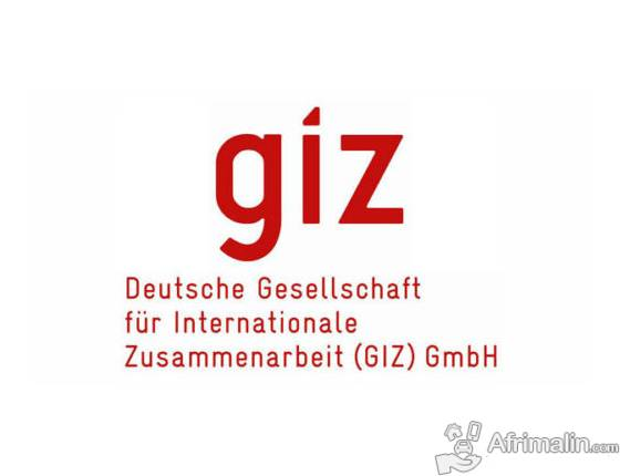 Chargé d'Administration et Finances pour un Projet de la GIZ GmbH
