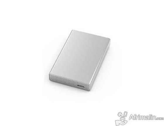 Nouveau boîtier en aluminium