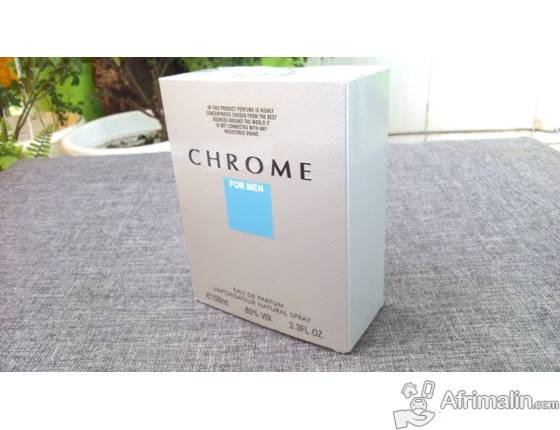Chrome • Smart Collection •Grand format