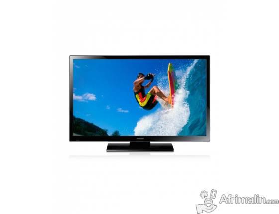 "Samsung Téléviseur 43"" HD Plasma PA43H4100AR - Noir"