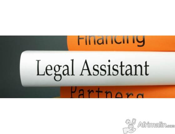 Legal Assistant needed !