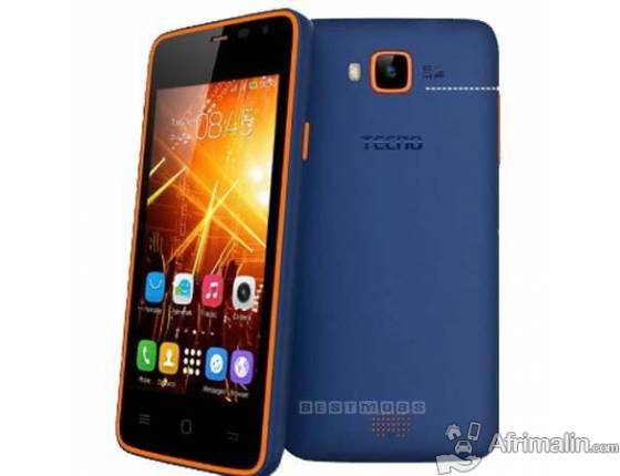 "TECNO Y4 5""-Double sim-RAM 1GB- 5MP-16GB"