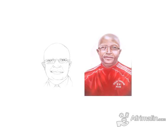 Réalise vos portraits