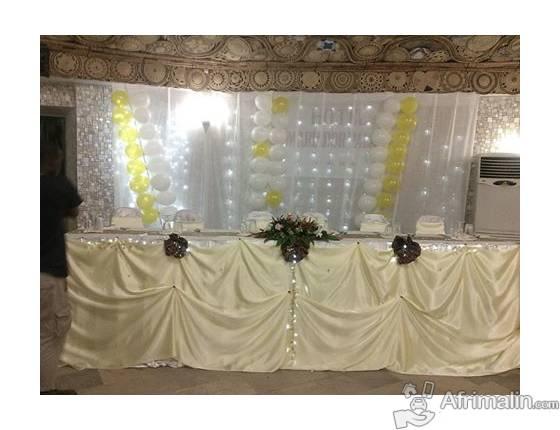 services de decoration