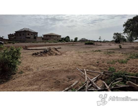 A vendre Parcelle située à Ouaga2000 extension sud