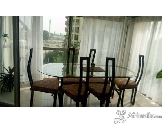 grand et bel appartement meublé à louer à la riviera golf ...