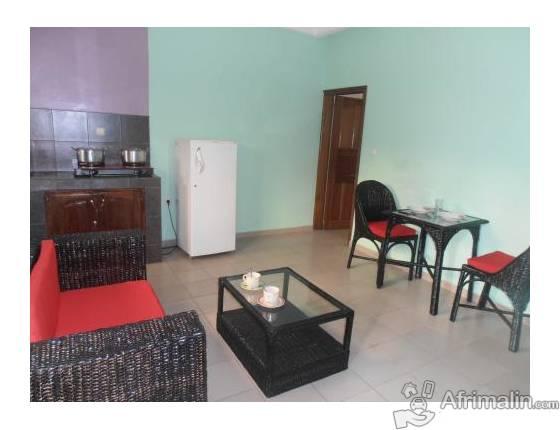 01 Studio meublé à louer à Mvan, Yaoundé 15.000 f cfa / jour