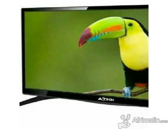 Tv led aztech int gr tnt 24 garantie 1 ans dakar r gion de dakar s n gal tv sur afrimalin - Tv tnt integre ...