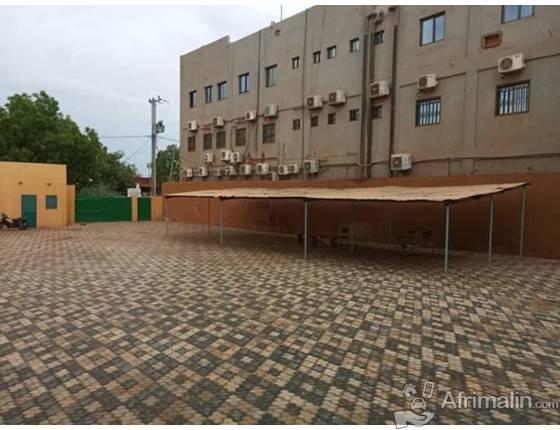 Immeuble disponible en location Ouagadougou