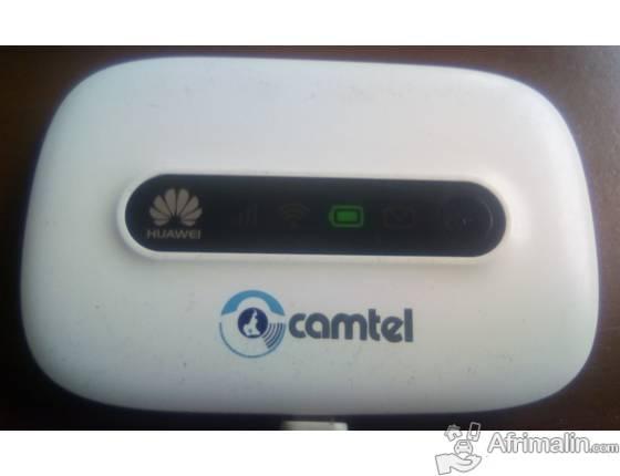 Modem WIFI CAMTEL (HUAWEI)