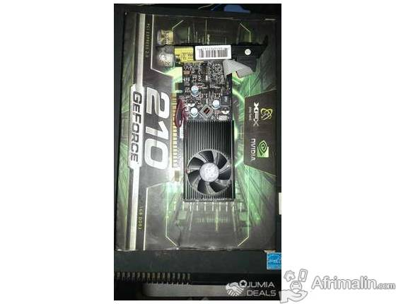 CARTE GRAPHIQUE NVIDIA GEFORCE GT 210