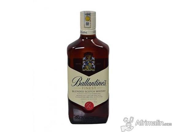 Ballantine's Finest - 70cl + 2 Verres