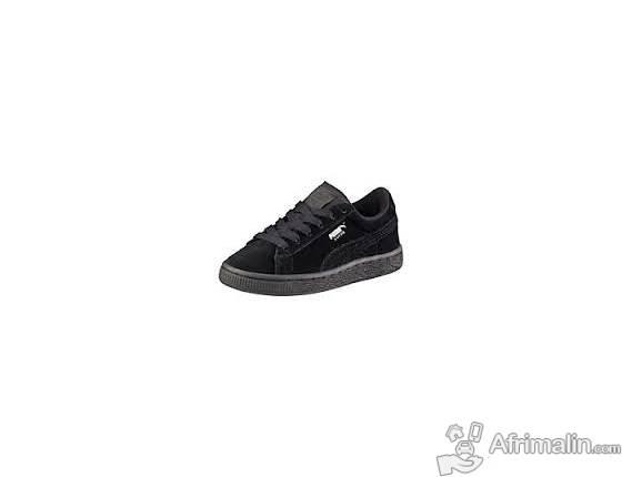 Chaussure puma noire pour enfant Douala, Région de