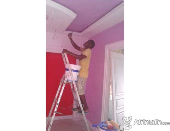 Peintre pour maison