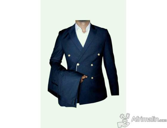 Ensemble veste pour homme - Kinshasa 3e13f2f74cc