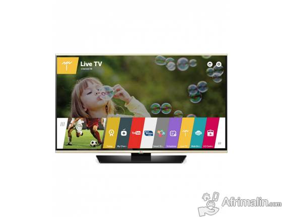 """LG TV LED 32"""" HD LF631V - Noir"""