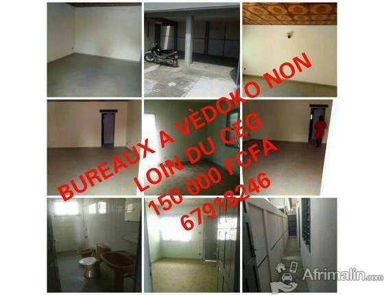 Bureaux et boutiques de luxe À cotonou cotonou