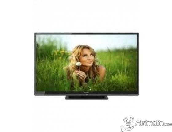 "Sharp TV LED 60"" Full HD LC-60LE630M -Noir"