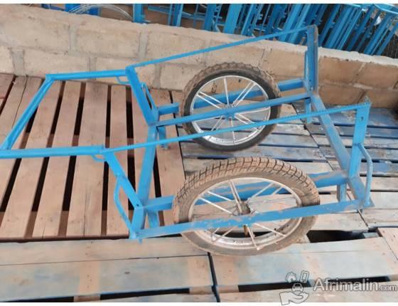 Chariot 2 roues jamais servi