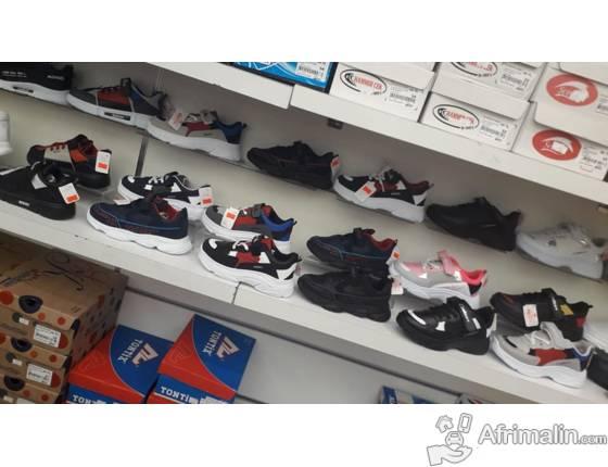 Chaussures de marques pour vos enfants