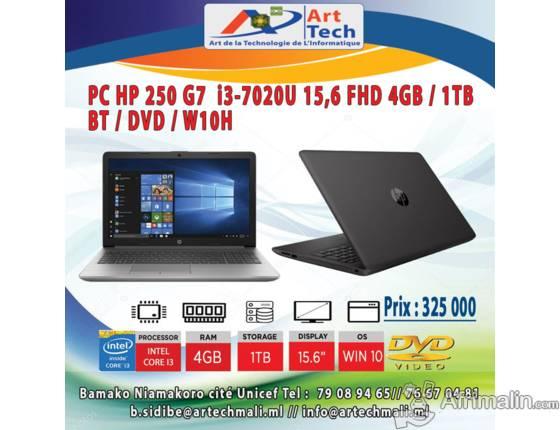 PC HP 250G7 i3