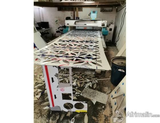 Idéal Concept Alucobond ferronnerie aluminum vitrier