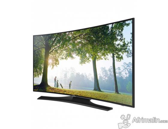 "Samsung Smart TV LED 55"" UA55 H6800 AR Full HD - Noir"