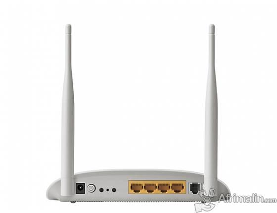Modem routeur ADSL2+ WiFi TP-LINK TD-W8961ND