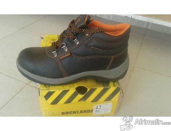 vente chaude en ligne 29a59 86866 Chaussure de sécurité marque Rocklander et Delta Plus en ...