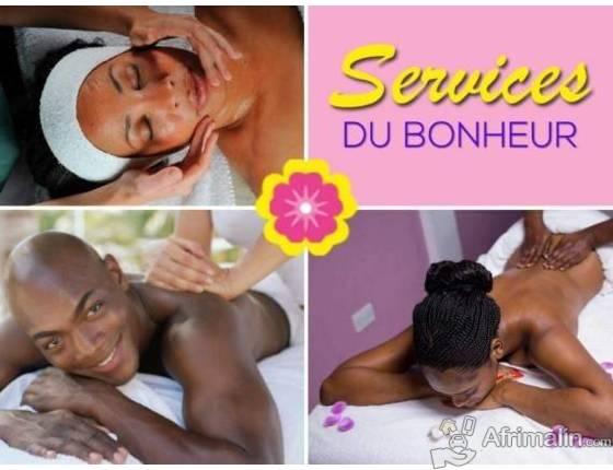 Sallon de massage
