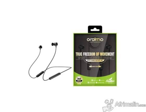 Écouteurs sans fil Bluetooth Oraimo E54D