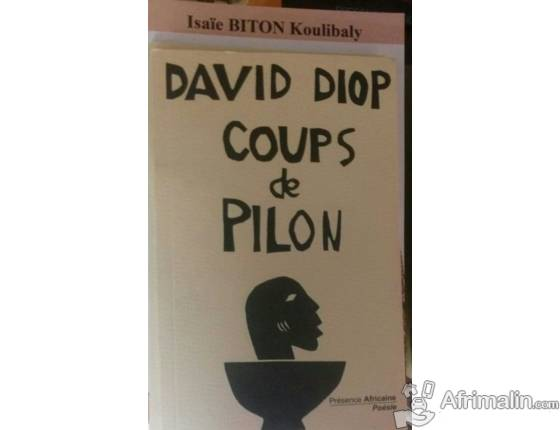 coup de pilon de david diop