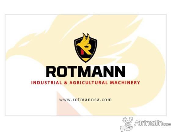 ROTMANN Machines industrielles et agricoles / matériels agricoles