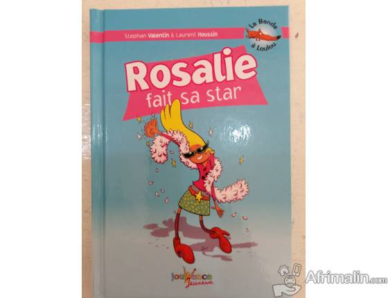 ROSALIE FAIT SA STAR