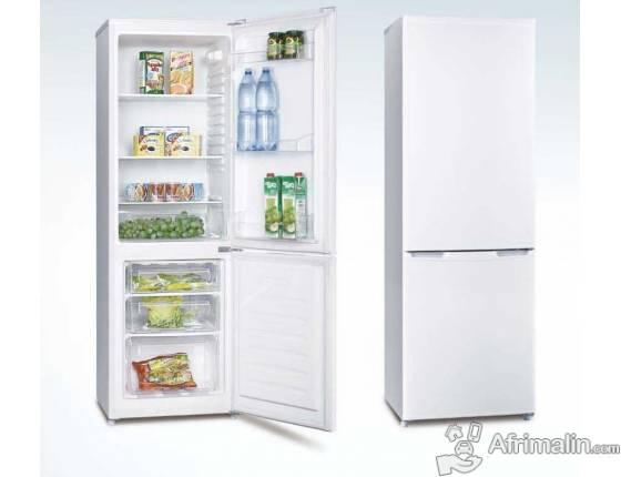 Réfrigérateur Combiné 246L HISENSE RD-32DC4SA - Gris