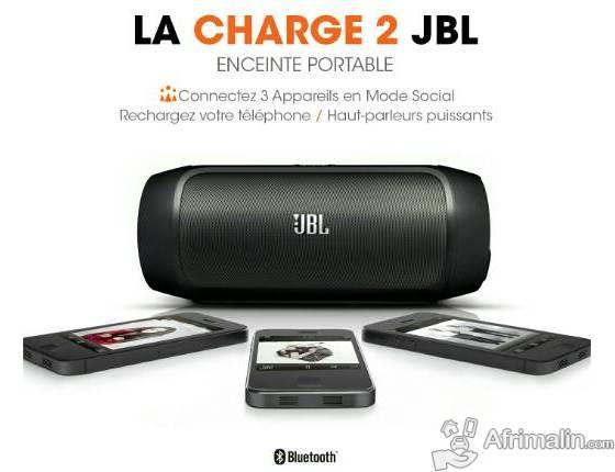 Baffle bluetooth jbl charge 2+