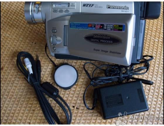 Vente Caméra Panasonic