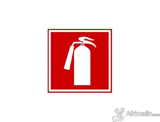 Fabriquant extincteurs d'incendie Maroc