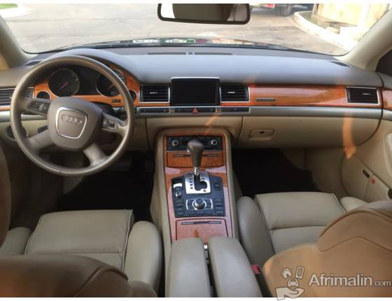 AUDI A8 FULL OPTIONS