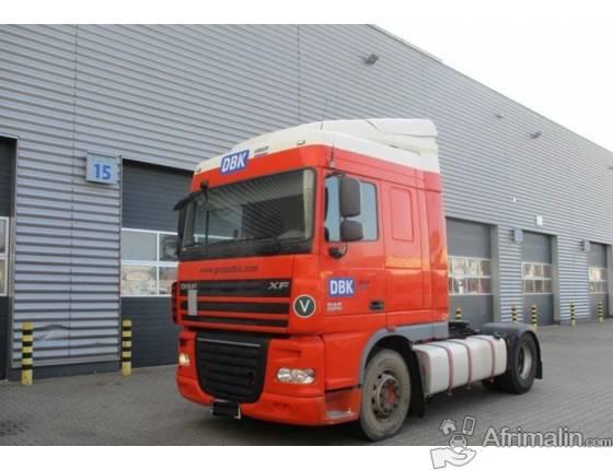 Truck-diffusion Un service adapté aux besoins de l'Afrique